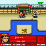 World Fighting Heroes screenshot 2/2
