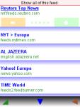 NewsCloud - RSS News for FREE screenshot 2/3