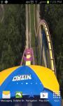 Rollercoaster Live Wallpaper screenshot 1/2