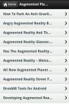 Augmented Reality app screenshot 3/3