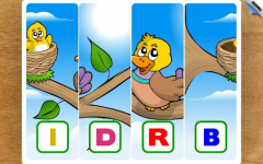 New Kids Animal First Words Puzzle screenshot 4/6