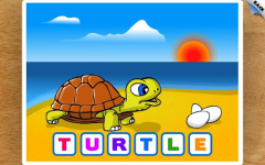 New Kids Animal First Words Puzzle screenshot 5/6