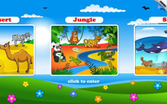 New Kids Animal First Words Puzzle screenshot 6/6