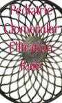 Pediatric Glomerular Filtration Rate screenshot 1/3