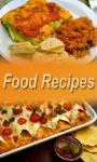 Food Recipes screenshot 1/1