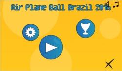 AirPlane Ball Brazil 2014 screenshot 1/3
