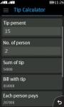 Super Tip Calculator screenshot 3/4