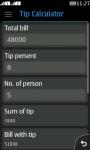 Super Tip Calculator screenshot 4/4