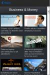 Mars n Moon Mobile News Reader screenshot 4/6