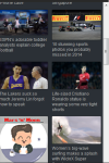 Mars n Moon Mobile News Reader screenshot 6/6