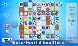 Puzzle Match 3 : Sport screenshot 3/4