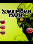 Zombie Road Dash screenshot 1/4