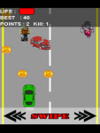 Zombie Road Dash screenshot 2/4