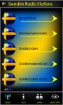 Swedish Radio Stations screenshot 2/4
