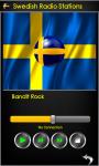 Swedish Radio Stations screenshot 3/4