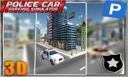Police Car Parking Simulator screenshot 3/5