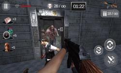 Frontline Evil Dead Zombies screenshot 2/5