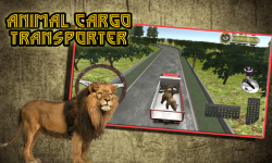 Animal Cargo Transporte screenshot 1/6