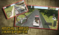 Animal Cargo Transporte screenshot 2/6