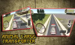 Animal Cargo Transporte screenshot 3/6