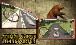 Animal Cargo Transporte screenshot 4/6