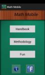 MobiMathematics screenshot 3/3