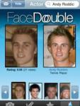 FaceDouble Celebrity Look alike Lite screenshot 1/1