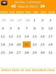 Hindu Calendar FR screenshot 3/5