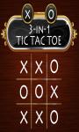 3in1 Tic Tac Toe screenshot 1/3