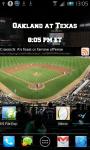 Baseball Scoreboard Live Wallpaper screenshot 3/4