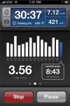 RunKeeper Pro screenshot 1/1