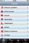iSayHello French - English screenshot 1/1