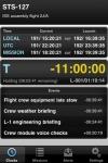MissionClock screenshot 1/1