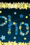 Draw with Stars ! Play with Musical, Animated and Glowing Shooting Stars ! screenshot 1/1