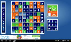 Wordoku Duel screenshot 1/3