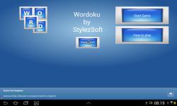 Wordoku Duel screenshot 3/3