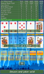 Video Poker by Toftwood Creations screenshot 2/5