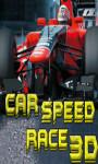 Car Speed Race 3D - Free screenshot 1/4