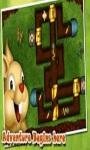 Bunny adventures game screenshot 1/6