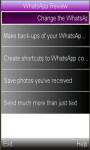 WhatsApp  Review  screenshot 1/1