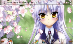 Anime Angel Beats Wallpapers screenshot 2/3