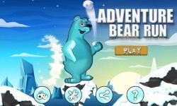 Adventure Ice Bear Run screenshot 1/6