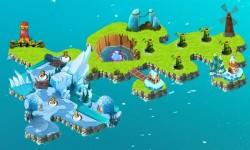 Adventure Ice Bear Run screenshot 2/6