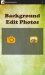 Backgrounds Edit Photos screenshot 1/6