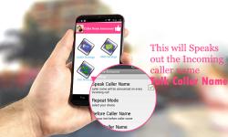 Smart Caller Name Announcer screenshot 2/4