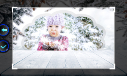 Free Winter Photo Frames screenshot 5/6