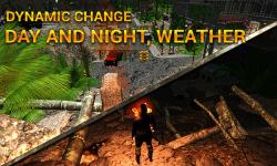 Rage Island Survival Simulator screenshot 5/6
