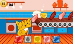 Feed The Cute Kitten - Virtual Pet screenshot 2/3