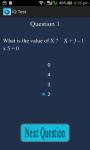 IQ Test For Check Knowledge screenshot 3/6