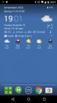 Transparante klok en weer Pro ultimate screenshot 3/4